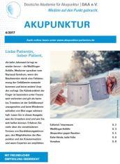 Akupunktur zum Abnehmen pdf-Dateien